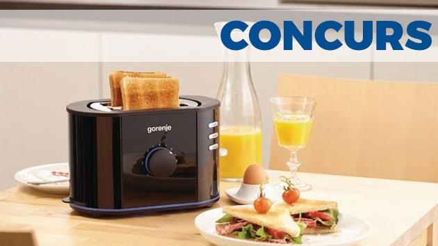 CONCURS - Mic dejun plin de energie!