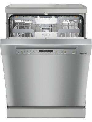 Masina de spalat vase freestanding Miele G 7110 SC AutoDos cu PowerDisk integrat.
