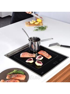 Grill electric cu rezervor de grasime incorporabil  Elag BGR 530425 E