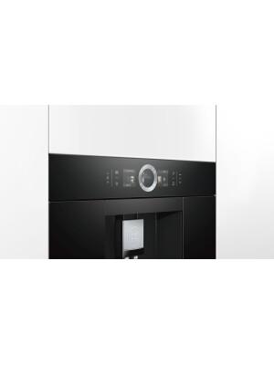 Espressor incorporabil Bosch CTL636EB6, 2.4 l, Negru