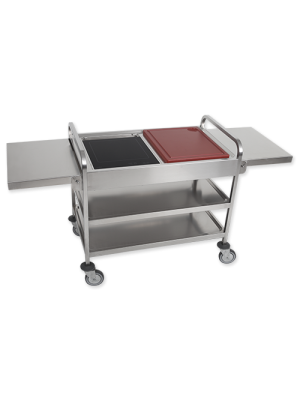 Grill portabil cu carucior Elag LeMax® Classic