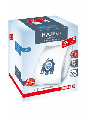 Saci aspirator HyClean 3D GN Cat&Dog XL Miele