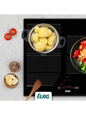 """Plita inductie Elag 3-Zone """"EC-500"""" cu FusionTechnology"""