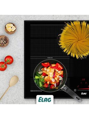 """Plita inductie Elag 4-Zone """"""""EX-500"""" cu FusionTechnology, 80cm"""