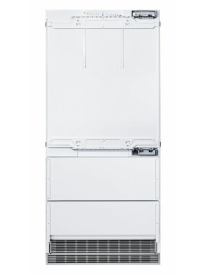 Combina frigorifica incorporabila Liebherr PremiumPlus ECBN 6156, BioFresh, NoFrost, 471 l, A+