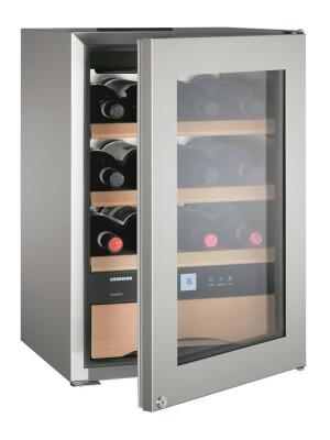 Vitrina de vin Liebherr Premium WKes 653, 12 sticle, 38 l,E