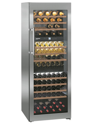 Vitrina de vin Liebherr Premium WTes 5872, 178 sticle, 496 l, A
