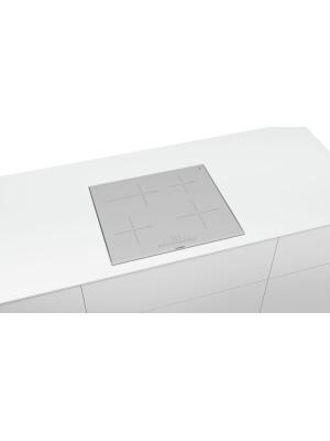 Plita cuinductie Bosch PIF672FB1E, PowerBoost, Alb