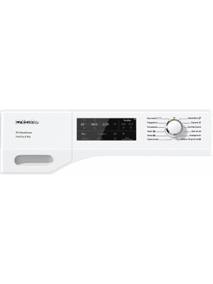 Masina de spalat rufe Miele WEG 675 WPS TwinDos & WiFiConn@ct, 9 kg, 1400 rpm