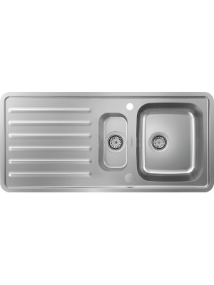 Chiuveta de bucatarie incorporabila Hansgrohe S41