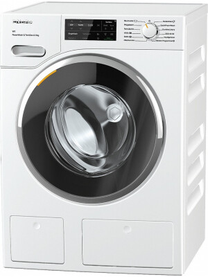 Masina de spalat rufe Miele WWI 860 WPS PowerWash & TwinDos, 9 kg, 1600 rpm
