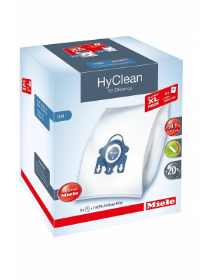 Saci aspirator HyClean 3D GN Allergy XL Miele
