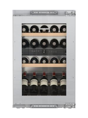 Vitrina de vin incorporabila Liebherr Premium EWTdf 1653, 30 sticle, 97 l, A