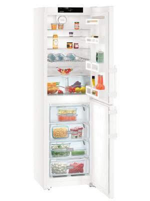 Combina frigorifica Liebherr Plus CN 3915, NoFrost, 340 l, E