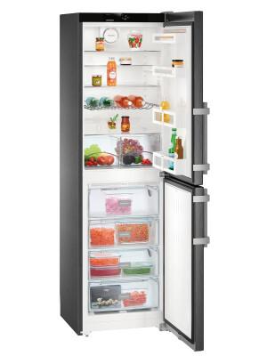 Combina frigorifica Liebherr Plus CNbs 3915, NoFrost, 340 l, E