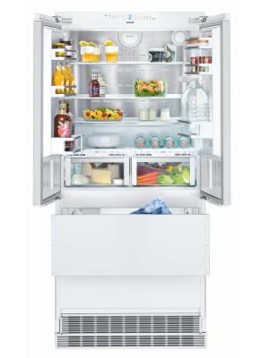 Combina frigorifica incorporabila Liebherr PremiumPlus ECBN 6256, BioFresh, NoFrost, 471 l, F