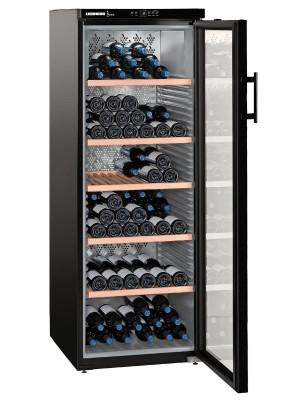 Vitrina de vin Liebherr Premium WKb 4212, 200 sticle, 395 l, G