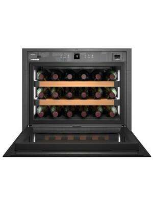 Vitrina de vin incorporabila Liebherr Premium WKEgb 582, 18 sticle, 46 l,G