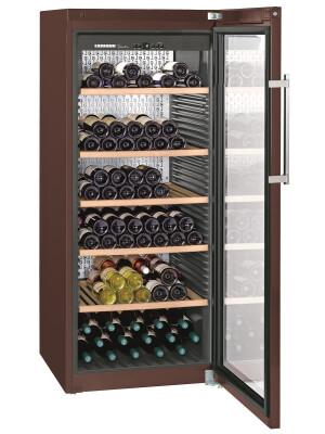 Vitrina de vin Liebherr Premium WKt 4552, 201 sticle, 435 l, F