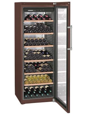 Vitrina de vin Liebherr Premium WKt 5552, 253 sticle, 525 l, G