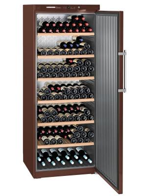 Vitrina de vin Liebherr Premium WKt 6451, 312 sticle, 625 l, F