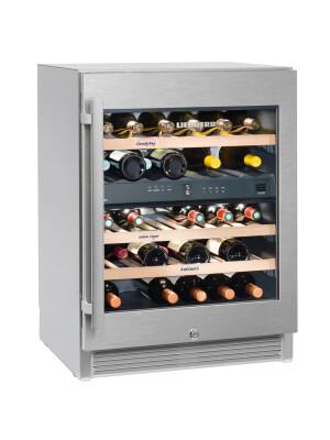 Vitrina de vin Liebherr Premium WTes 1672, 34 sticle, 95 l, G