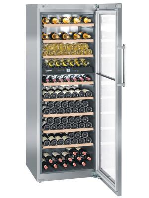 Vitrina de vin Liebherr Premium WTes 5972, 211 sticle, 526 l, G
