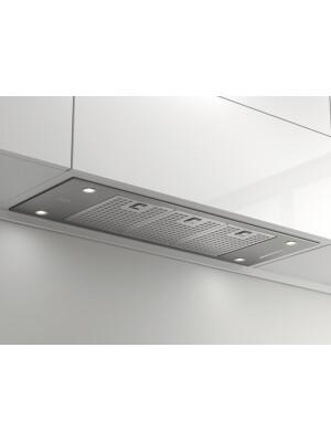 Hota incorporabila Pando EVO, putere absorbtie 750 mc/h, 58 cm, inox, A+++