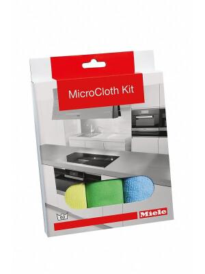 Set MicroCloth, 3 bucati Miele